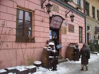 Streets of Lublin Winter