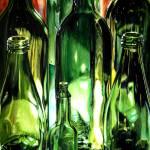 """""""Going Green"""" by carriewallerart"""
