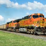 """BNSF Coal Train"" by StonePhotos"