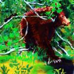 """Cinnamon Bear"" by garlandoldham"
