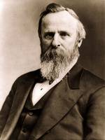 Rutherford B Hayes