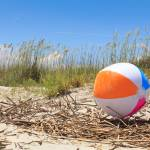 """Beach Ball"" by OneSweetWorldPhoto"