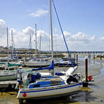 """Boats in Ryde Harbour (24238-RDA)"" by rodjohnson"