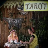 Tarot Reader Art Prints & Posters by Mark Nassal
