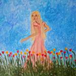 """Flower Field"" by Faeries"