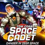 """""Danger in Deep Space"" Promo Poster"" by ColonialRadioTheatre"
