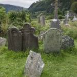 """Glendalough Graveyard"" by SederquistPhotography"