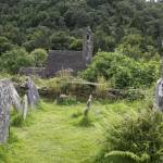 """Glendalough Graveyard II"" by SederquistPhotography"