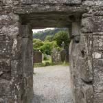 """Church Doorway, Glendalough"" by SederquistPhotography"
