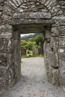 Church Doorway, Glendalough