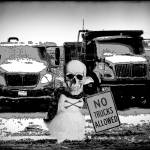 """""Frosty the Skullman"""" by DavidHensenPhotography"