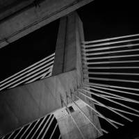 Zakim Bridge Art Prints & Posters by seth morabito
