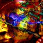 """Archangelic Buddha Light"" by hyperlyght"