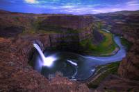The Palouse Falls