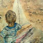 """Sailing Away"" by stuartlindsey"