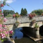 """Chailland Bridge in Bloom"" by apmundy"