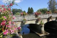 Chailland Bridge in Bloom