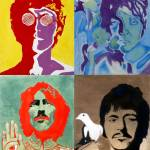 """The Beatles - Colour"" by axemangraphics"