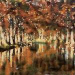 """Reflections of Autumn"" by leapdaybride"