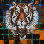 """Sumatran Tiger"" by ArtPrints"