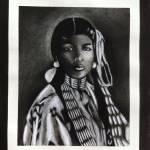 """""""Native American Woman"""" by SheenaBolken"""