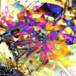 """Chakric Light Explosion"" by hyperlyght"