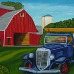 """""""Farmyard Truck"""" by anthonydunphy"""