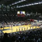 """Butler - Hinkle Fieldhouse"" by IK_Stores"