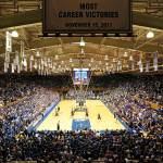 """Duke - Cameron Indoor Stadium"" by IK_Stores"
