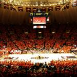 """Illinois - Assembly Hall"" by IK_Stores"