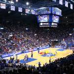 """Kansas - Allen Fieldhouse"" by IK_Stores"