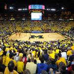 """Michigan - Crisler Center"" by IK_Stores"
