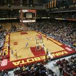 """Minnesota - Williams Arena"" by IK_Stores"