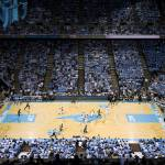 """North Carolina - Dean E. Smith Center"" by IK_Stores"