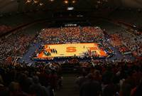 Syracuse - Carrier Dome