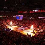 """UNLV - Thomas & Mack Center"" by IK_Stores"