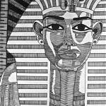 """King Tut"" by SheenaBolken"
