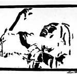 """Bob Marley"" by SheenaBolken"