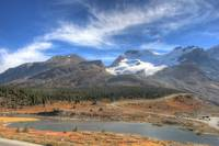 Columbia Icefield, Icefields Parkway