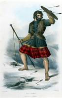 MacInnes : Scottish Highland Clan (McIan)
