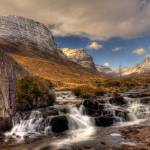 """Russell Burn and the Bealach na Ba"" by derekbeattieimages"