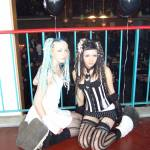 """2 cute gothic girls at WGT 2006"" by steeev"