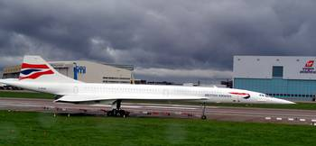 Concorde: Even The Skies Were Crying