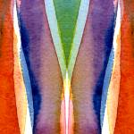 """Flower Color Core #25112306"" by achimkrasenbrinkart"