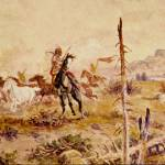 """Killing of John M. Bozeman"" by ArtLoversOnline"