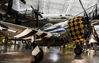 Republic P-47D Thunderbolt and B-29 Enola Gay