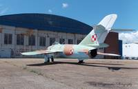 MIG-17 at the Quonset Air Museum