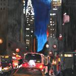 """New York - Chrysler Building Street Scene"" by arthop77"