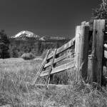 """Old Fence At Mount Lassen"" by jameseddy"