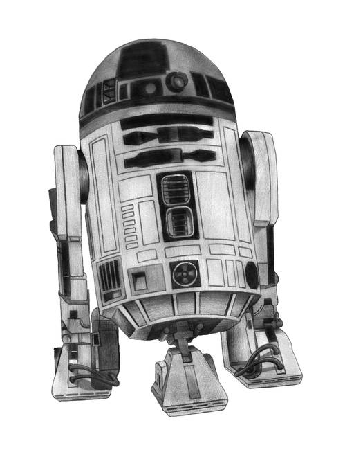Back > Imgs For > R2d2 Pencil Drawing Lego Star Wars R2d2 Coloring Pages
